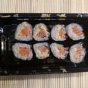 Hosomaki spicy salmon